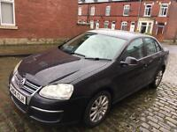VOLKSWAGON JETTA 2006/56 (private number plate) / Ex Taxi car