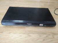 Panasonic Bluray DMP - BD60 player in perfect working order.