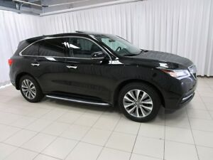 2016 Acura MDX DO NOT MISS OUT ON THIS FULLY LOADED ELITE SH-AWD