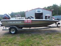 2002 Tracker Avalanche Bass Boat