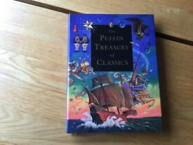 The Puffin Treasury of Classics Children's Books New