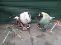 barrowmix cement mixer