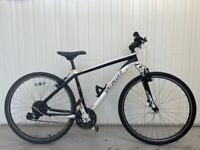"Specialized Crosstrail Altus Hybrid Bike 2012 (19""/49cm/M)"