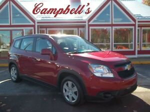 2012 Chevrolet Orlando LS 7 PASSENGER!! AIR!! 6 SPD GAS SAVER!!