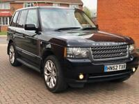 Land rover range rover vogue 3.0 td6 hse 2012 facelift bargain