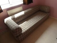 sofa converts to double bed