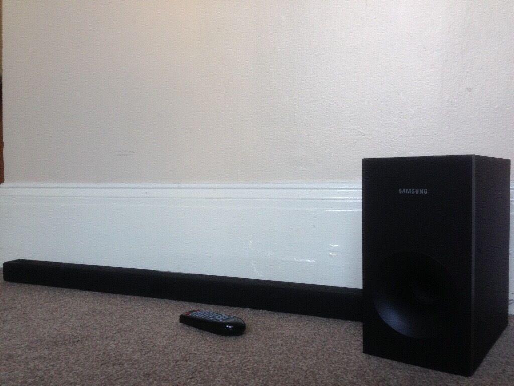 Samsung Soundbar Subwoofer HW-F350 Only £80