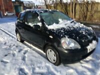 W reg Toyota Yaris 1.0 , years mot just £495