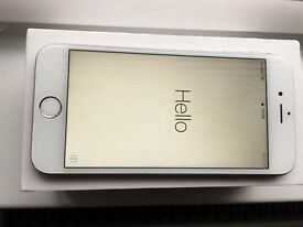 ** iPhone 6s UNLOCKED - 16GB, immaculate condition, 12 months old **