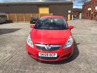 Vauxall Astra 1.4 red mot 5/9/18 1 owner from new full service history recently been serviced
