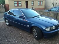 BMW 323ci for spares or repairs