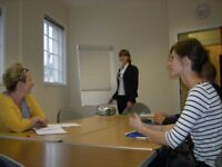 German beginner, pre-intermediate and intermediate courses