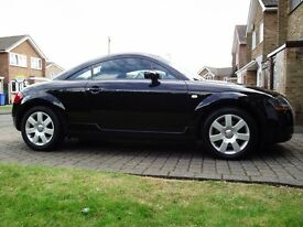 2004 SUPERB AUDI TT 180 COUPE 83K FSH MINT CAR