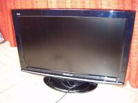 "Flat screen 26"" TV"