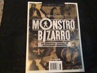 Monstro Bizarro magazine as new never oponed