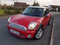 MINI Coupe cooper 1.6,full servic history,low mailge