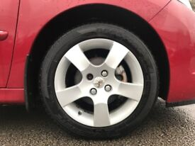 2009 (59 reg) Peugeot 207 1.6 HDi Sport 5dr Turbo Diesel 5 Speed Manual £30 Tax
