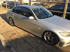 2006 bmw 320 D SE + MOT + read full ad