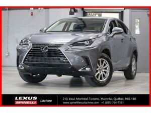 2019 Lexus NX 300 AWD; CUIR CAMERA ENFORM LSS+