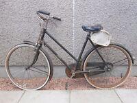 Rudge Whitworth Vintage Ladies Bike / Bicycle