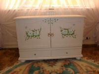 Chest Of Drawers Storage Unit Cabinet Sideboard