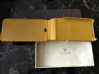 Piel Frama Yellow Crocodile iPhone 6 Plus Case - mint condition - Cow Skin - RRP £70