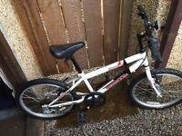 Boys 6 Speed Bike