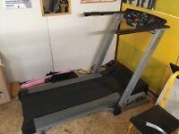 Carl Lewis treadmill