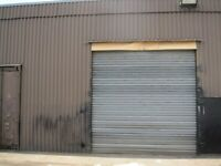 Unit 16 - 560 sq.ft with mezzanine floor either side 320 sq.ft each