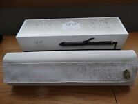 new ghd Arctic Gold Limited edition Curve Gift Set.