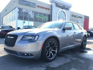 2015 Chrysler 300 300S -PANORAMIC SUNROOF- 8.4 NAVIGATION- ONLY