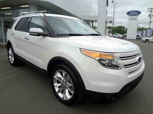 2014 FORD EXPLORER 4WD Limited/Cuir/Toit/Nav/Bluetooth