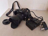 Lumix dmc g1 camera