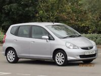 HONDA JAZZ 1.4 DSI SE, ONLY 63K, LONG MOT, FULL SERVICE HISTORY, 11 STAMPS, 5 DOOR