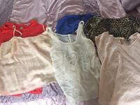 Tops bundle size 14