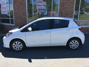 2015 Toyota Yaris LE (SOLD)