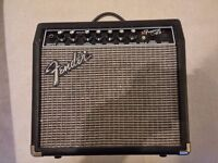 Fender 15R Guitar Amplifier Music Amp Ex Cond Aux In Headphone Drive Select