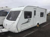Swift Island Harris 4 Berth Touring Caravan