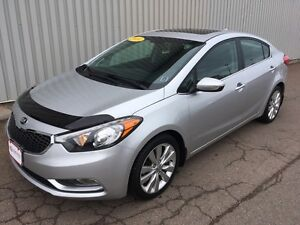 2014 Kia Forte 2.0L EX WONDERFUL AND LOADED EX EDITION WITH F...