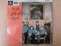 The Hollies - In The Hollies Style LP - RARE 1ST UK MONO PRESSING