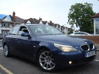 /// BMW 530D SE 53 PLATE NEWER SHAPE /// 6 SPEED DIESEL /// M SPORT ALLOYS /// 5 SERIES BARRRGAIN