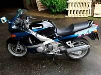 Kawasaki zzr 600e , best colour scheme, not suzuki, honda or Yamaha