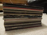 Vinyl collection for sale