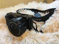 New A6000 Sony Camera