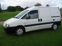 (LOW 92k MILES) PEUGEOT EXPERT/CITROEN DISPATCH 1.9 DIESEL 3 SEATER 12 MONTHS MOT 2005 05 REG £1895