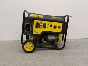 HOC CHAMPION 6500 WATT GENERATOR 6500 WATT GENERATOR + 90 DAY WARRANTY + FREE SHIPPING Canada Preview