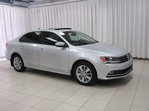 2015 Volkswagen Jetta WHAT A GREAT DEAL!! TDI DIESEL SEDAN w/ HE