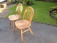 Vintage Ercol Chairs