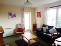 2 bedroom fully furnished top floor flat to rent on Rankin Avenue, Newington, Edinburgh, EH9 3DD