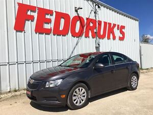 2011 Chevrolet Cruze LT Turbo Package***DETAILED AND READY TO GO